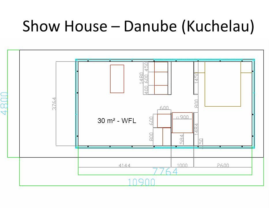 Show House – Danube (Kuchelau) 30 m² - WFL