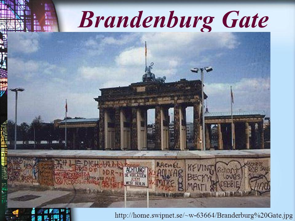 Brandenburg Gate http://home.swipnet.se/~w-63664/Branderburg%20Gate.jpg