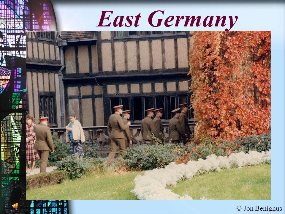 East Germany © Jon Benignus