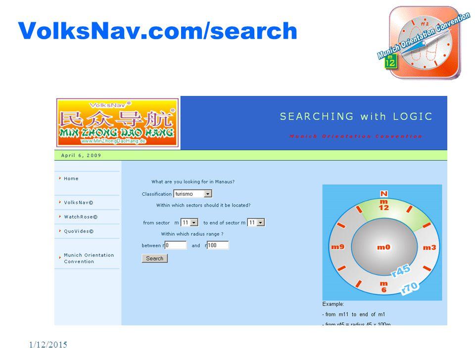 1/12/2015 VolksNav.com/search