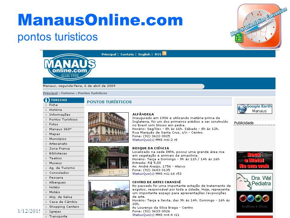 1/12/2015 ManausOnline.com pontos turisticos
