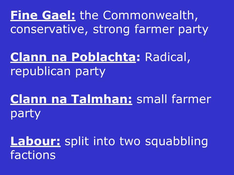 Taoiseach John A.