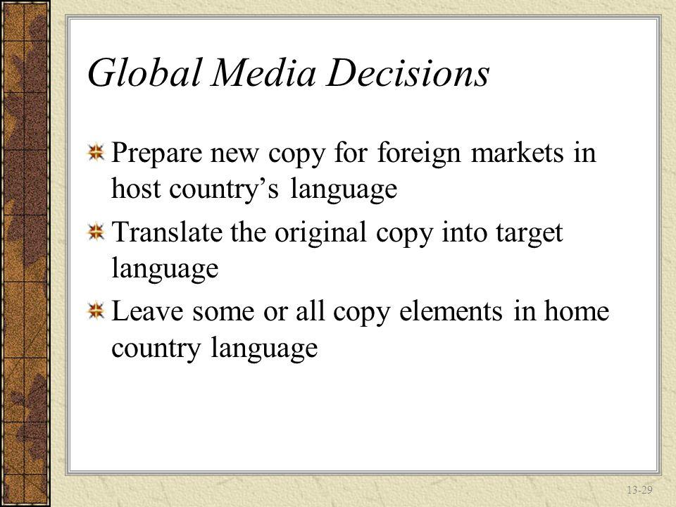 13-28 Cultural Considerations