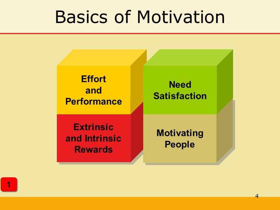 5 Effort and Performance PerformancePerformance EffortEffort InitiationInitiation DirectionDirection PersistencePersistence 1.1