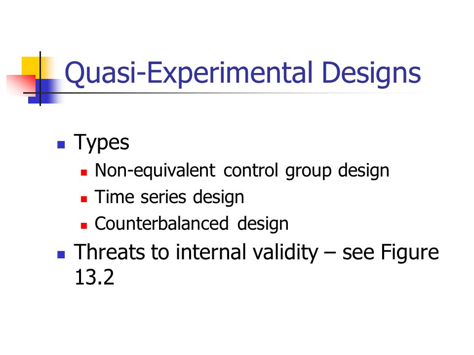 Example of a Randomized Pretest-Posttest Control Group Design (Figure 13.5)