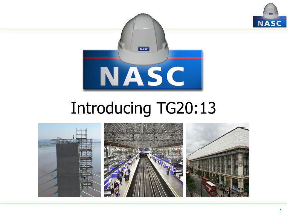 1 Introducing TG20:13