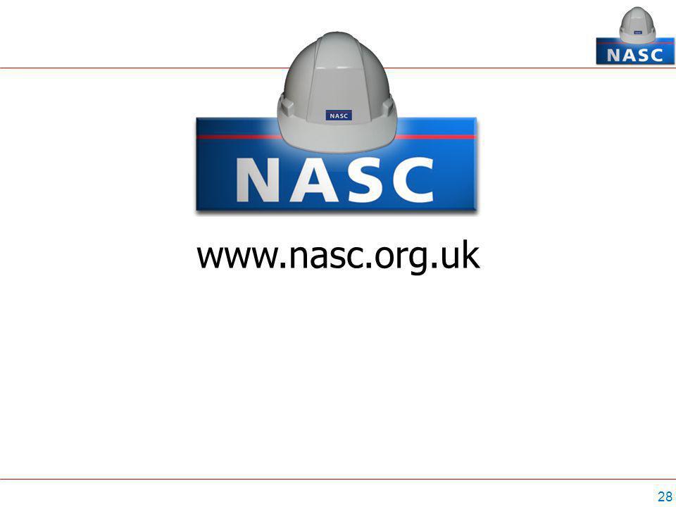 28 www.nasc.org.uk