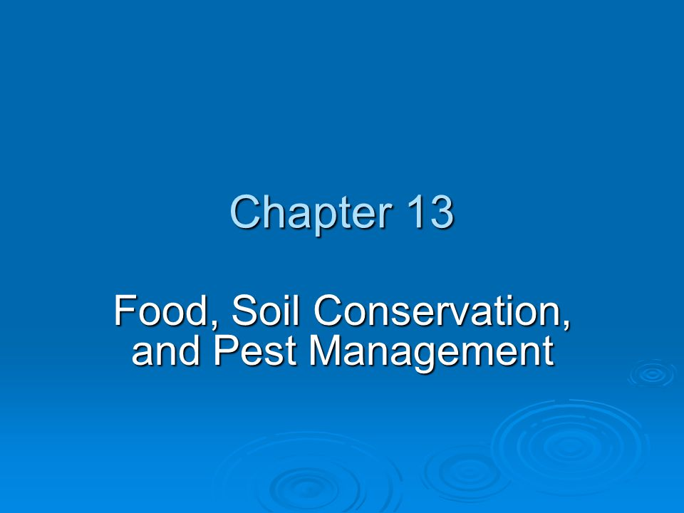 Case Study: Industrialized Food Production in the United States  The U.S.
