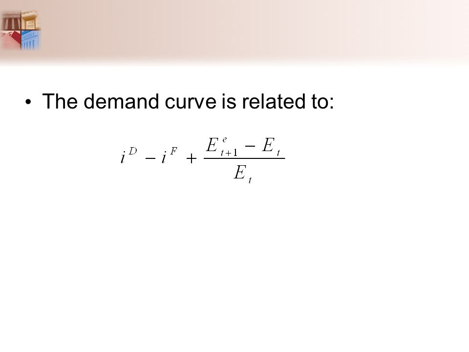 The demand curve is related to:
