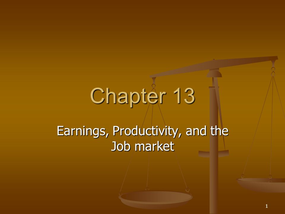 12 Sources of Earning Differences 2.