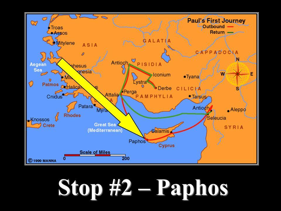Stop #2 – Paphos