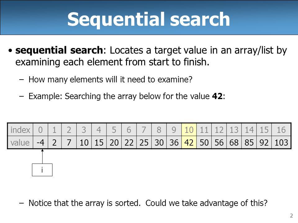 13 Efficiency examples statement1 ; statement2 ; statement3 ; for (int i = 1; i <= N; i++) { statement4 ; } for (int i = 1; i <= N; i++) { statement5 ; statement6 ; statement7 ; } 3 N 3N 4N + 3