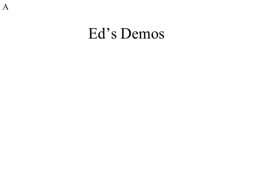 Ed's Demos A