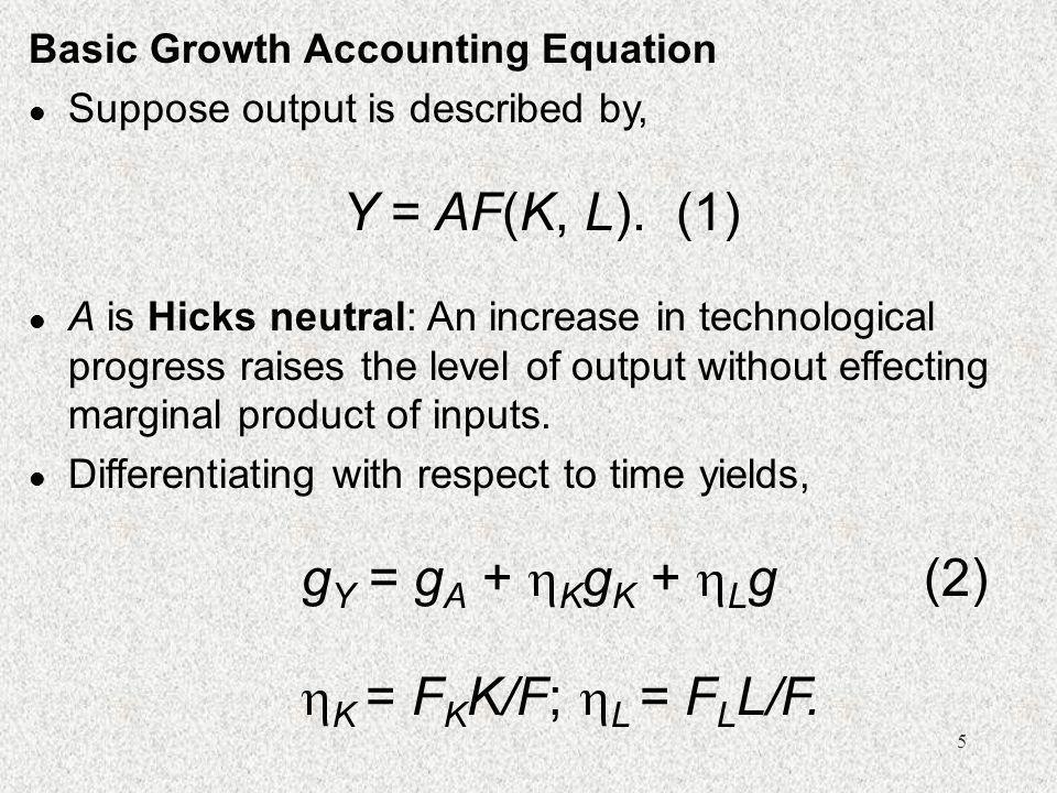 46 Financial Factors l Causality difficult to establish.