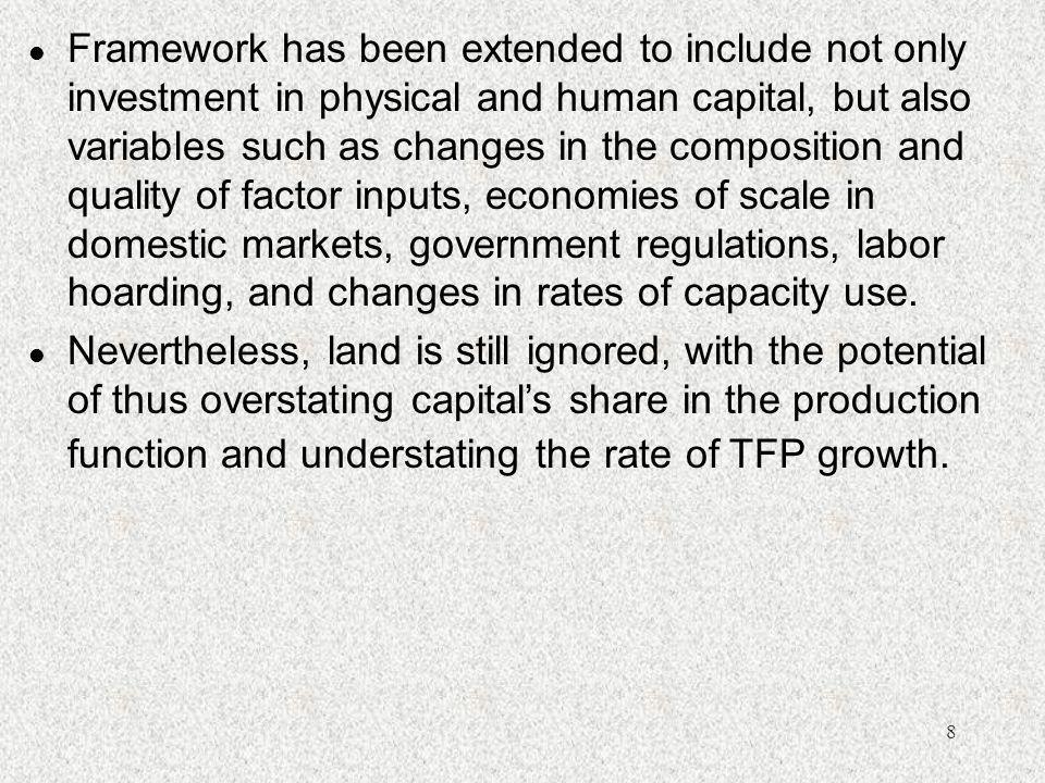 29 The Empirics of Growth: Econometric Issues