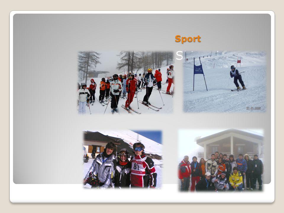 Sport Ski racings