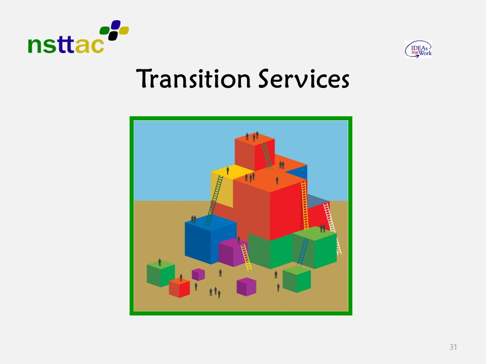 31 Transition Services