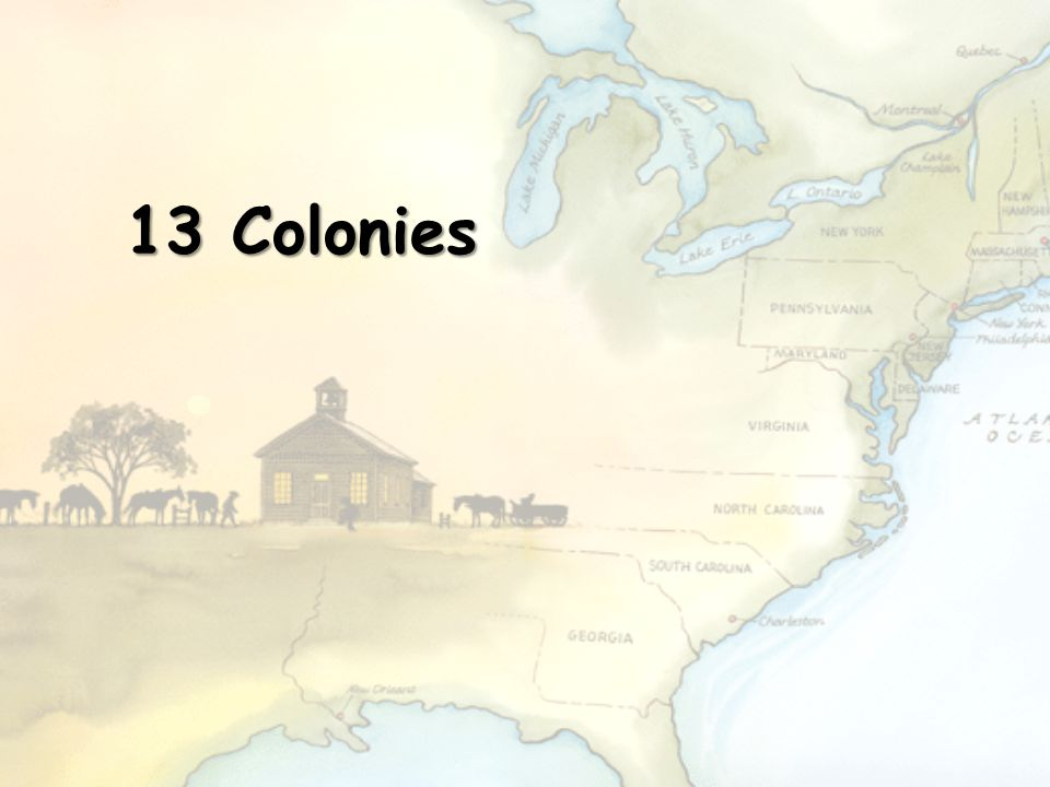Middle Colonies Climate and Physical Features – Good Soil – Longer growing seasons than New England – Ok Harbors