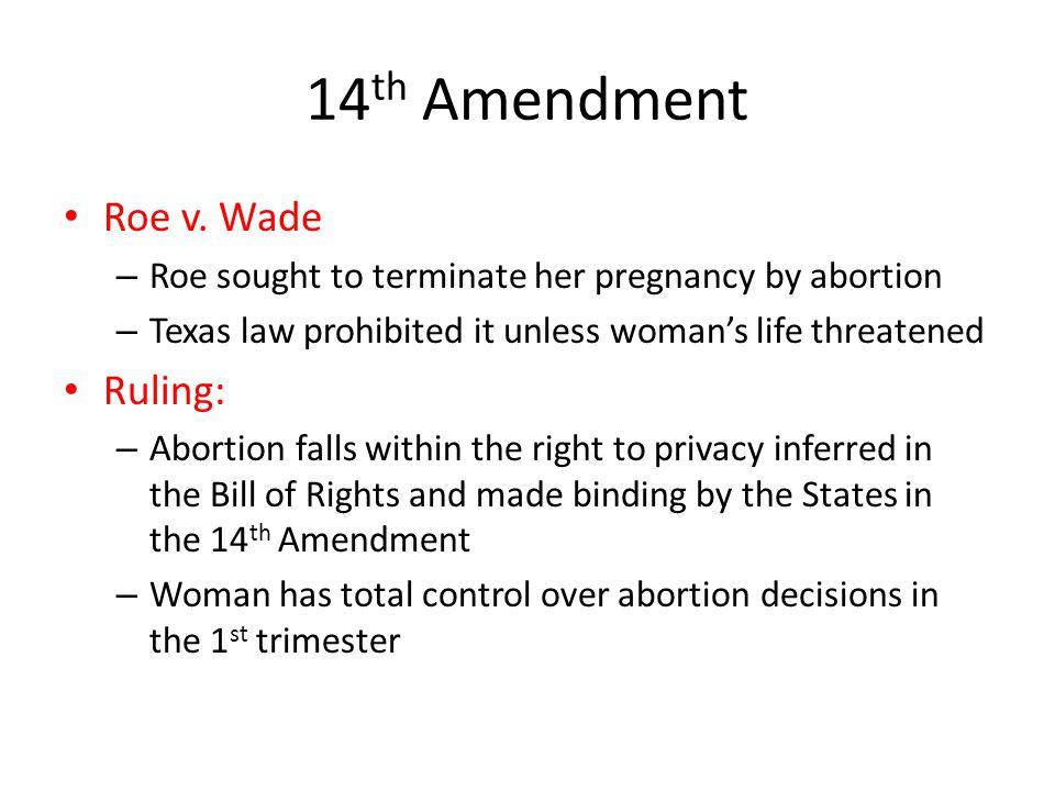 14 th Amendment Bakke v.