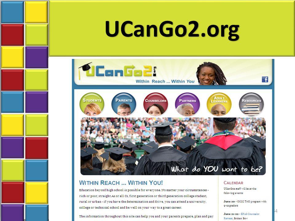 UCanGo2.org 64