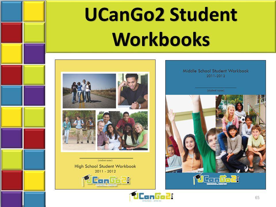UCanGo2 Student Workbooks 65