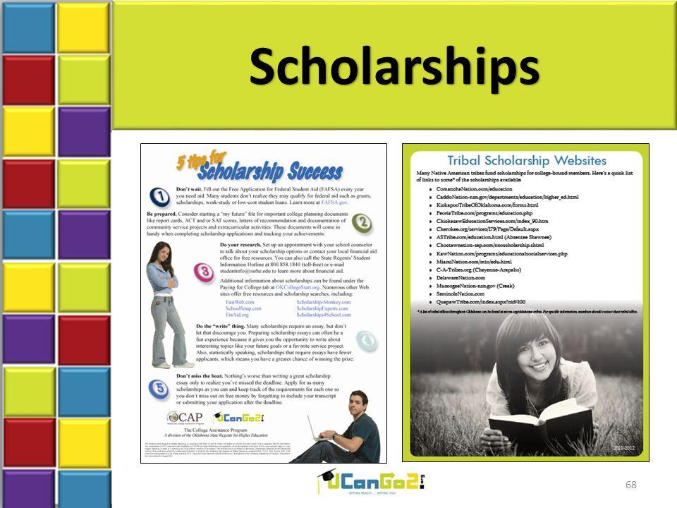 Scholarships 68