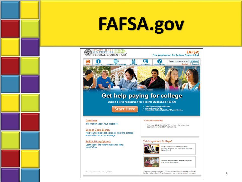 FAFSA.gov 8