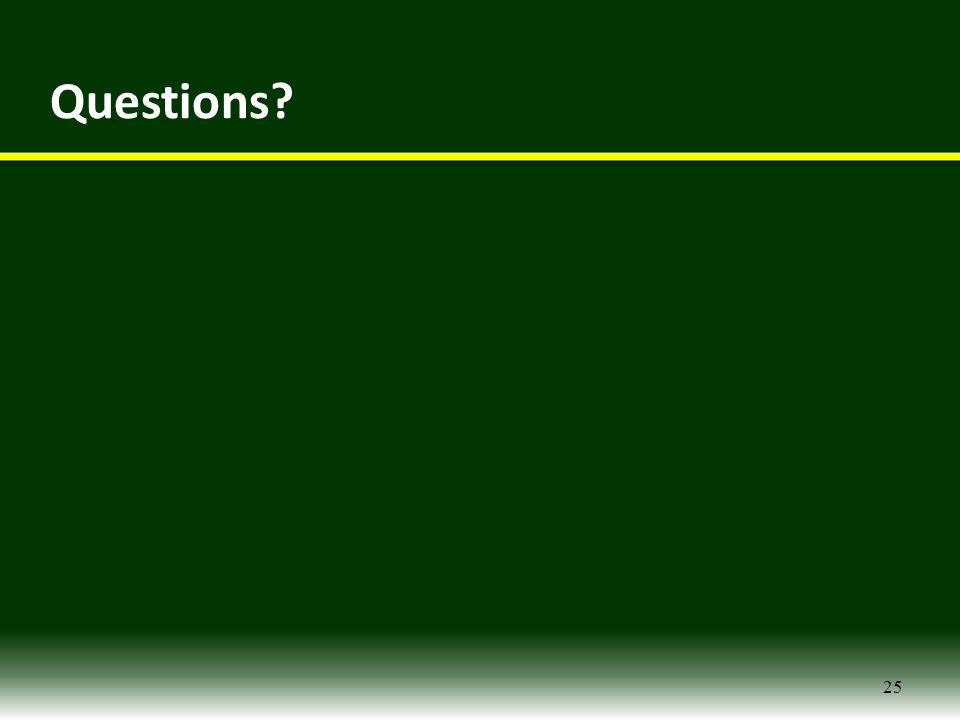 Questions 25