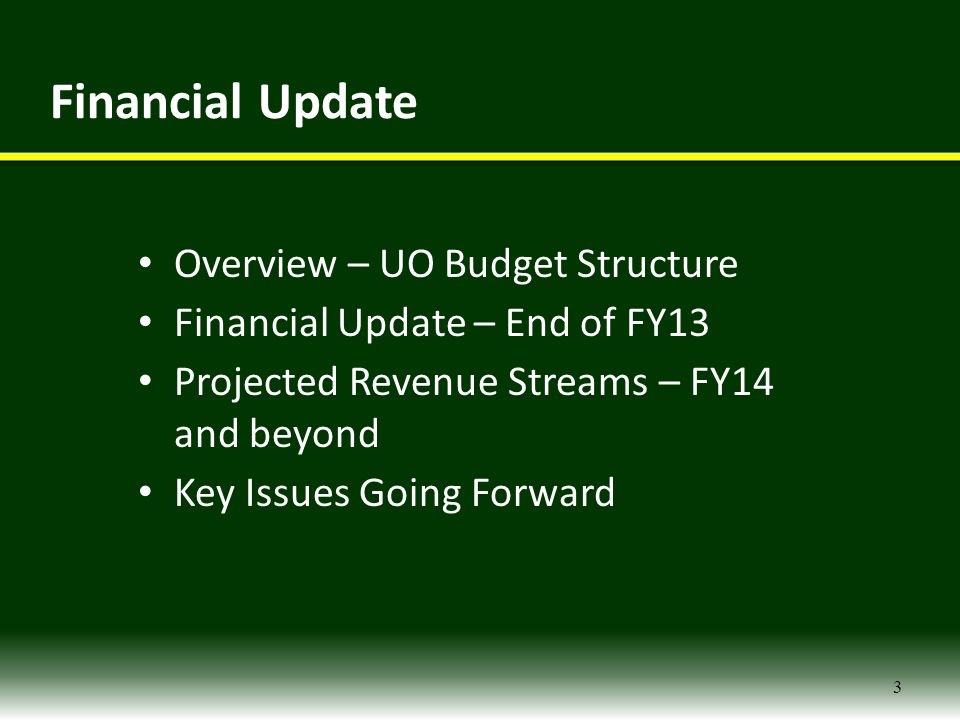 Other Key Initiatives New CHRO / Restructuring HR Functions New Version of Academic Budget Model Expanded Focus of Tuition & Fee Advisory Board Implementation of new faculty CBA Development of facilities plans 24
