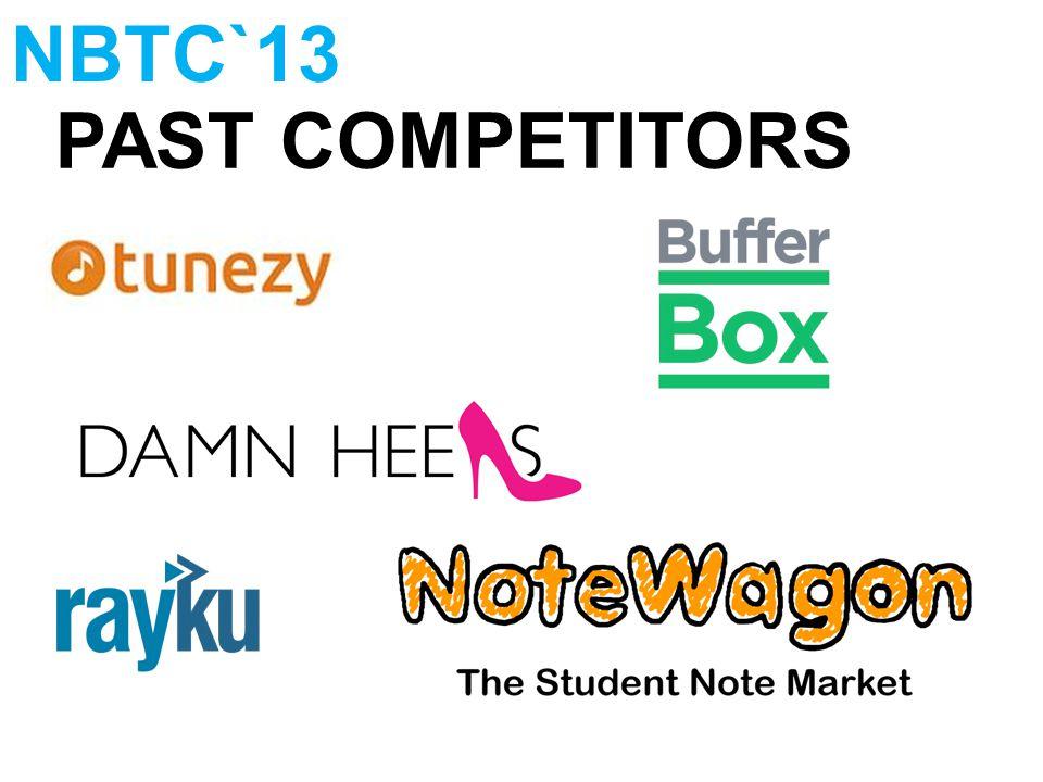 PAST COMPETITORS NBTC`13