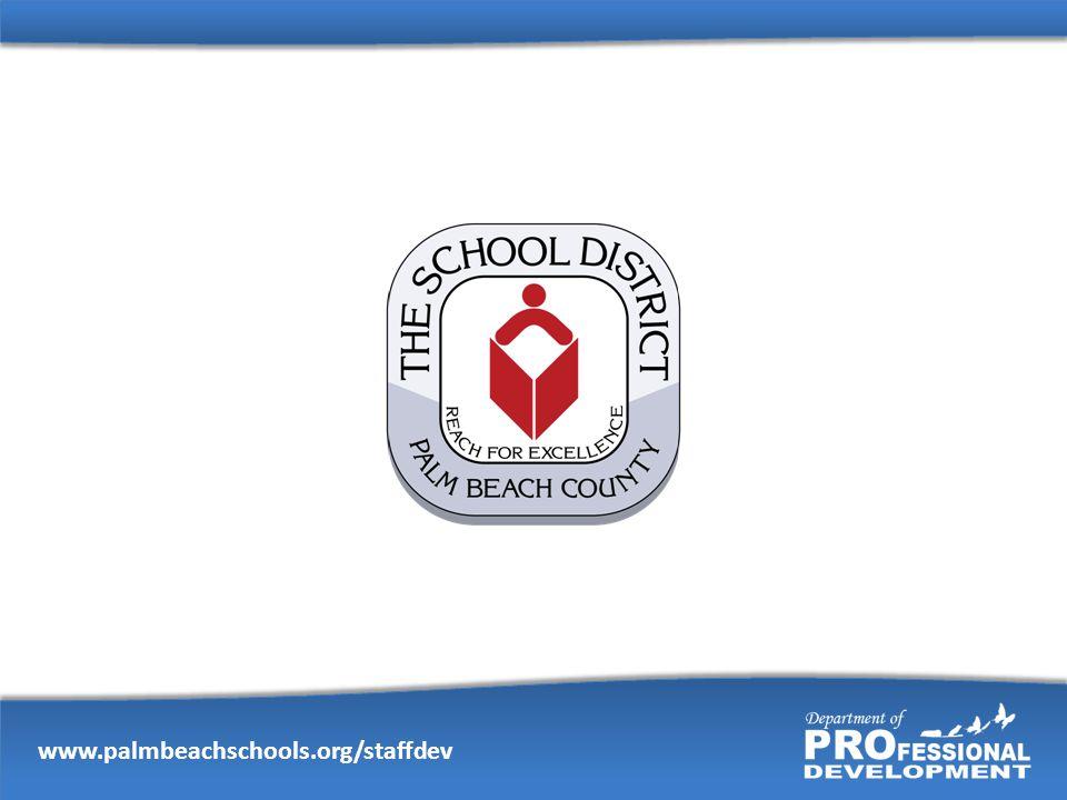 www.palmbeachschools.org/staffdev