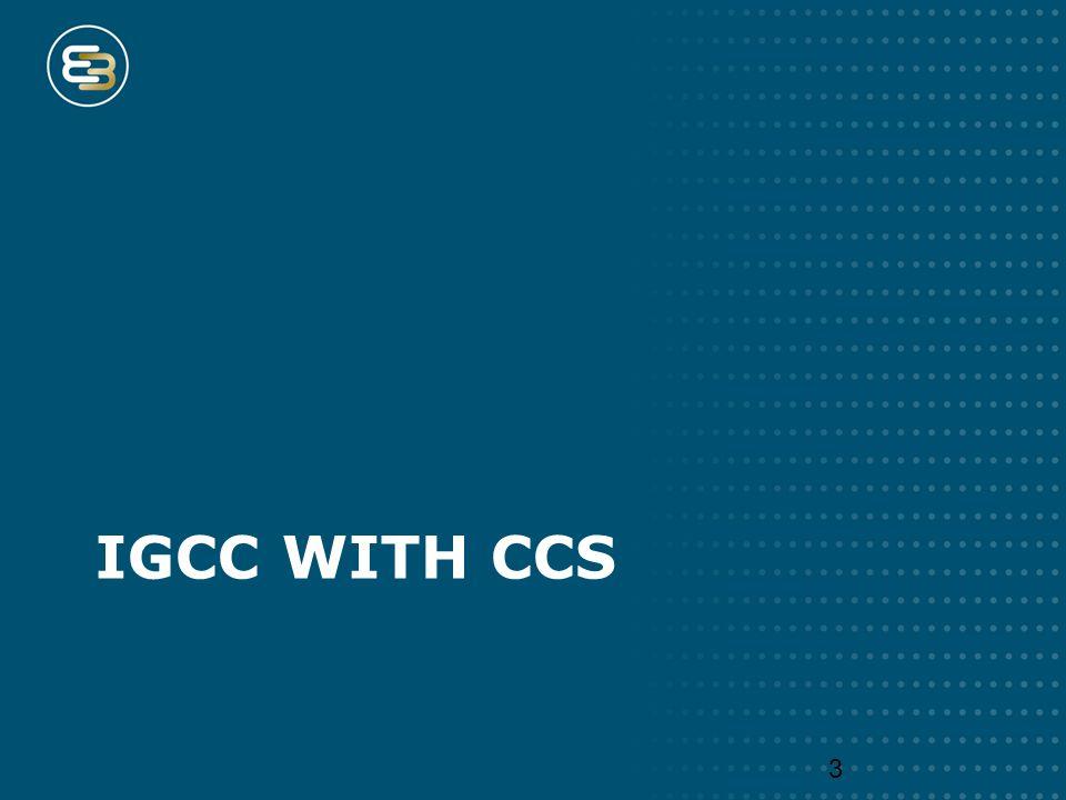 IGCC WITH CCS 3