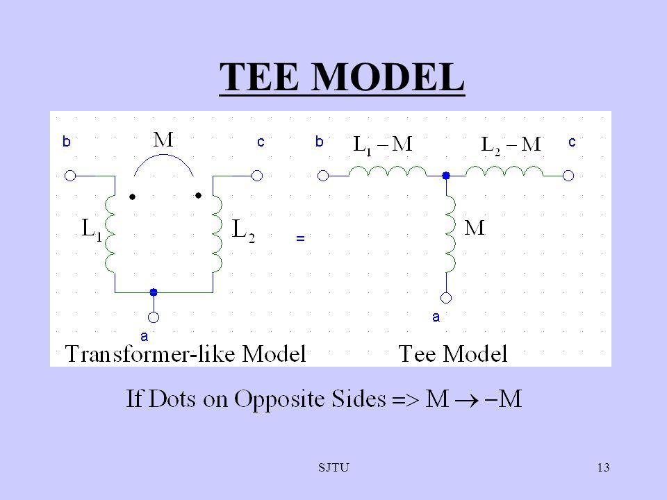 SJTU13 TEE MODEL