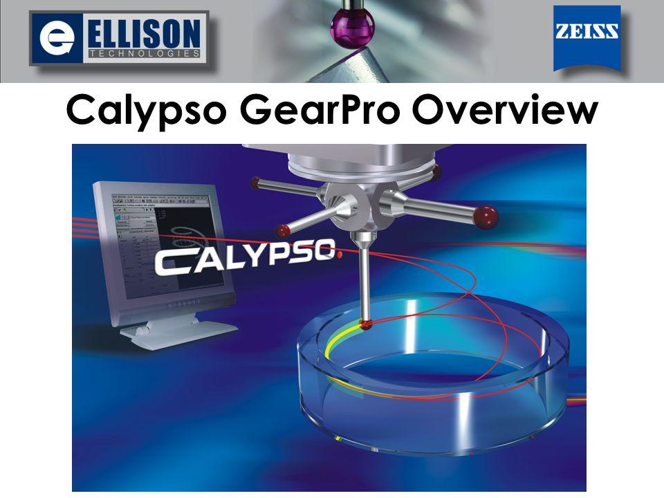 Calypso GearPro Overview