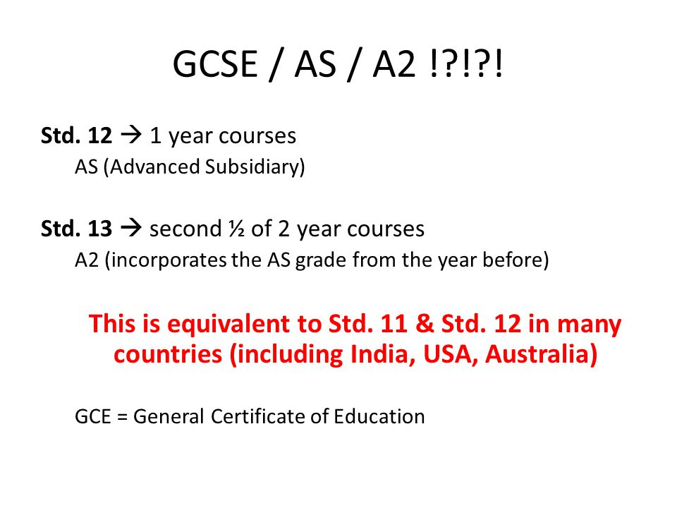 At Hebron we recommend; Std.12  4 AS Subjects (plus PD, PE & GS) Std.