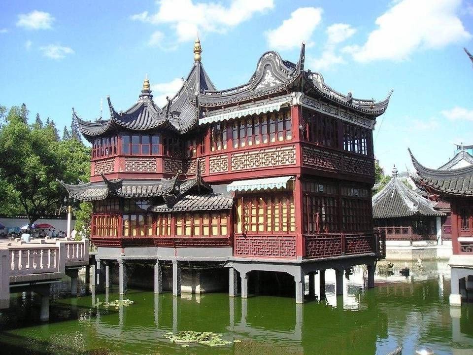 8 Yu Gardens - Shanghai - The 400-year-old