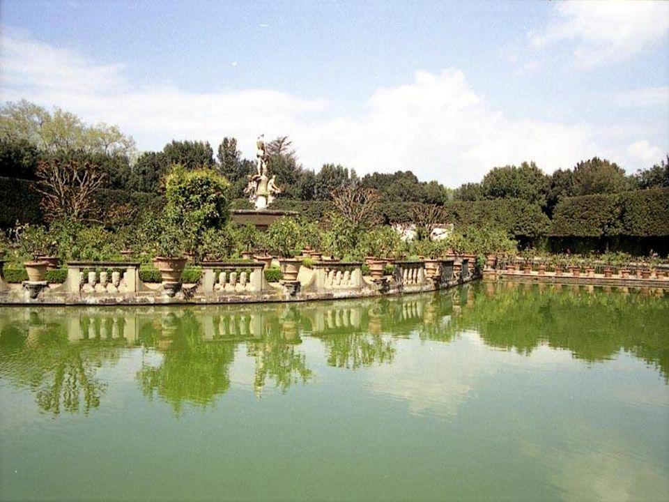 3 Boboli Gardens