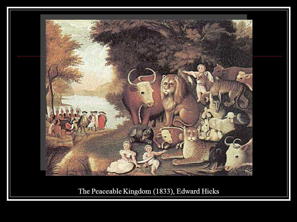 The Peaceable Kingdom (1833), Edward Hicks