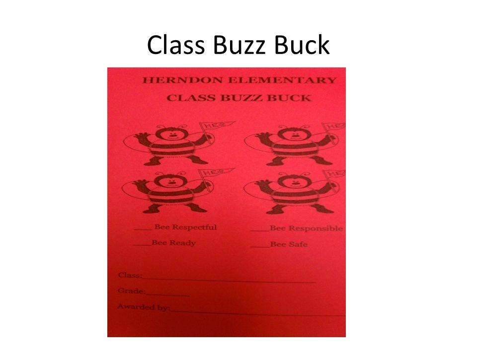 Class Buzz Buck