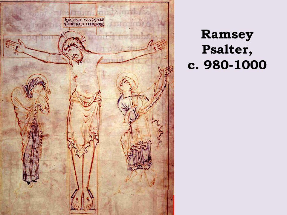 Ramsey Psalter, c. 980-1000