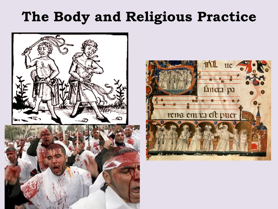The Body and Religious Practice