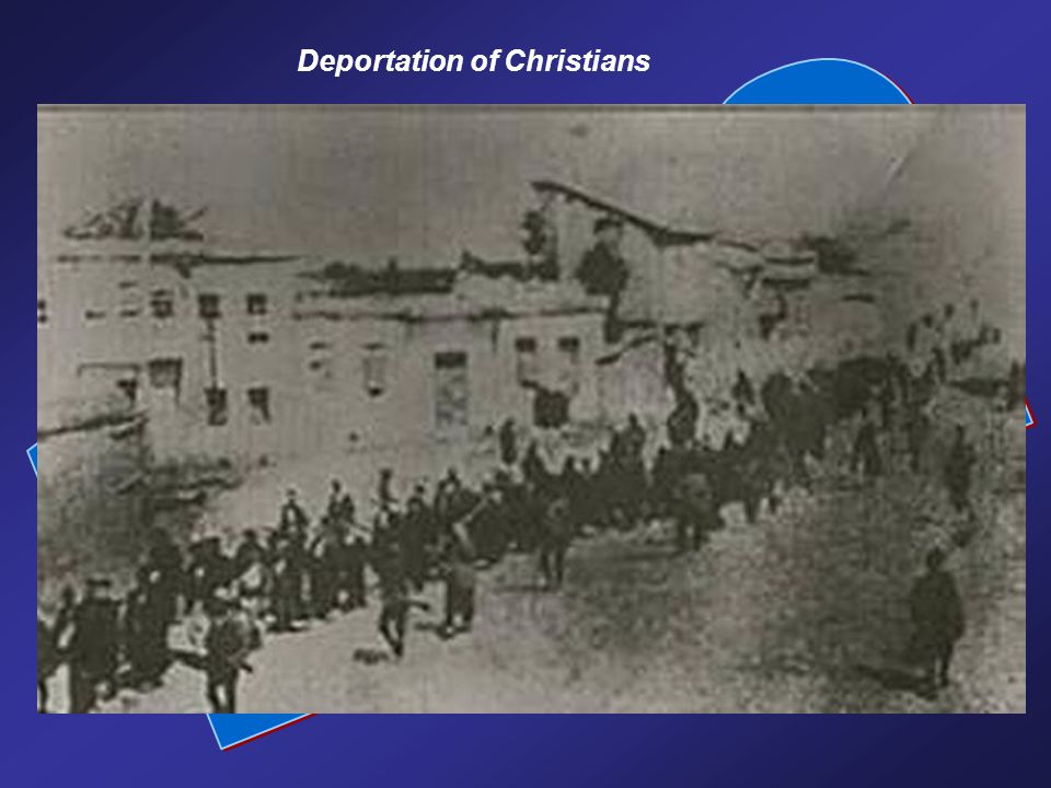 Deportation of Christians