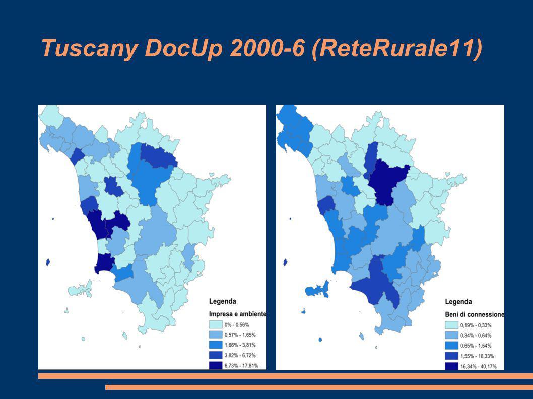 Tuscany DocUp 2000-6 (ReteRurale11)