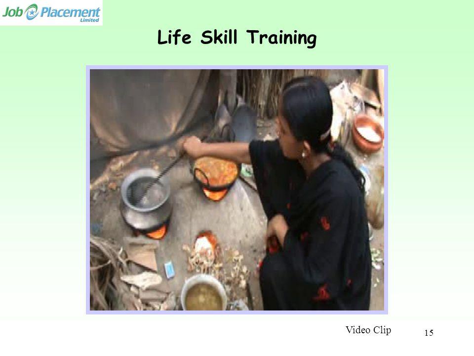 Life Skill Training Video Clip 15