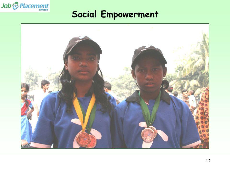 Social Empowerment 17