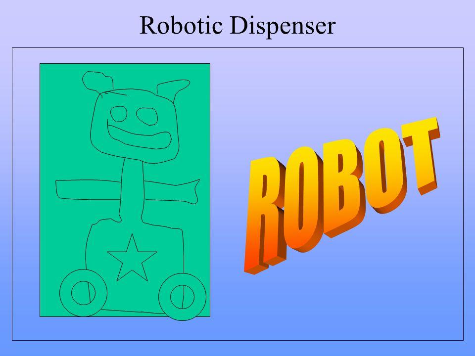 Robotic Dispenser