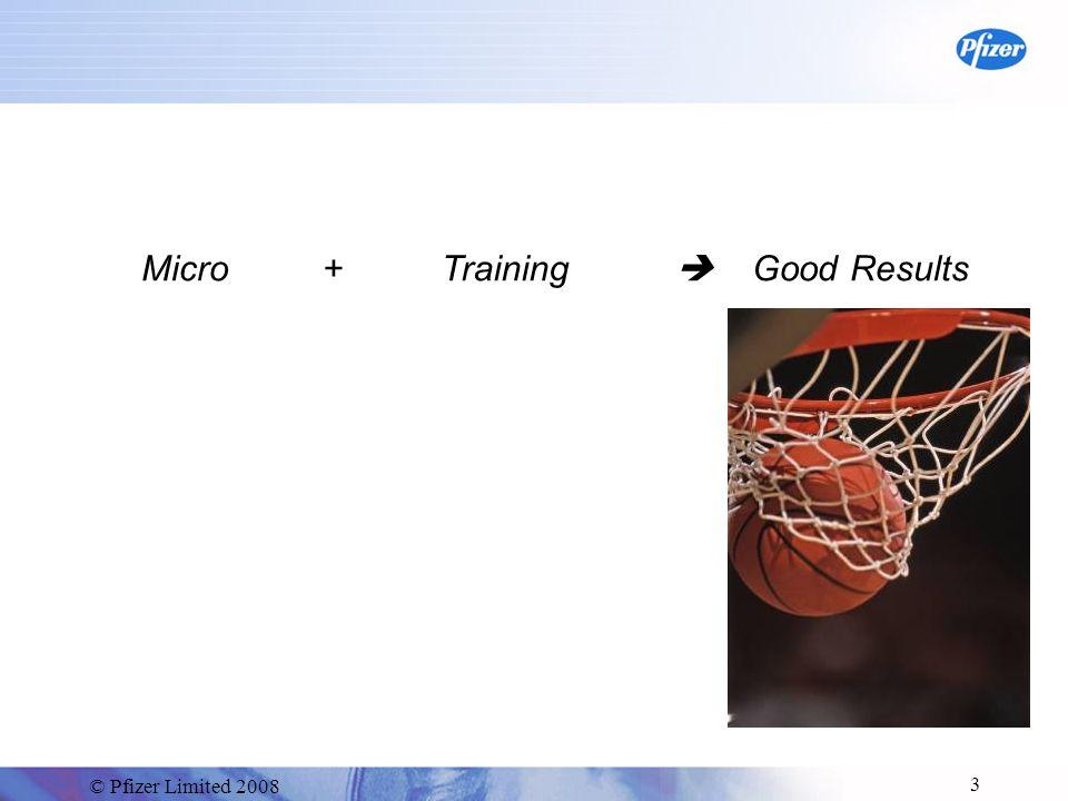 3  Good ResultsMicro + Training