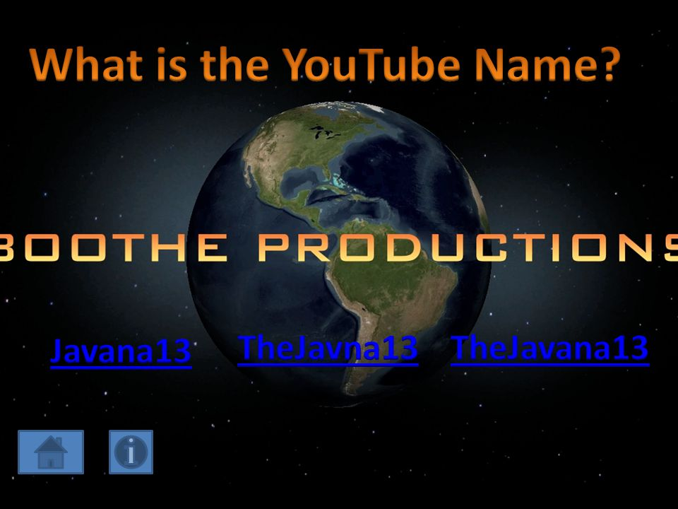 You must put your Boothe Productions knowledge to the test and take the 'Boothe Productions Official Quiz'. All you need to do is answer a totally of
