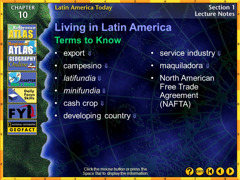 Section 2-20 What might Latin American countries do to encourage skilled, educated people not to emigrate.