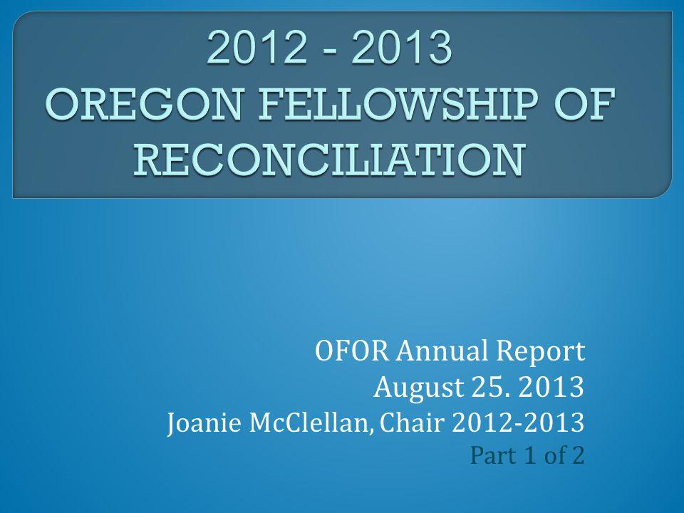 2013 Seabeck Conference OREGONIANS